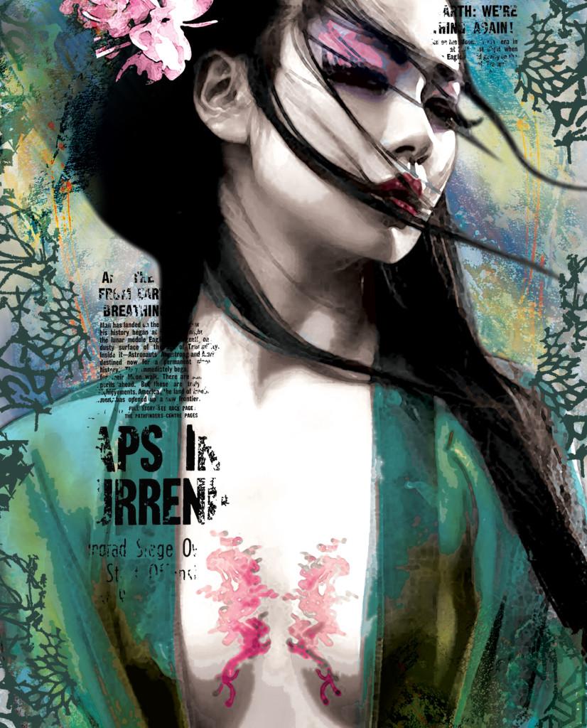 Geisha Indira
